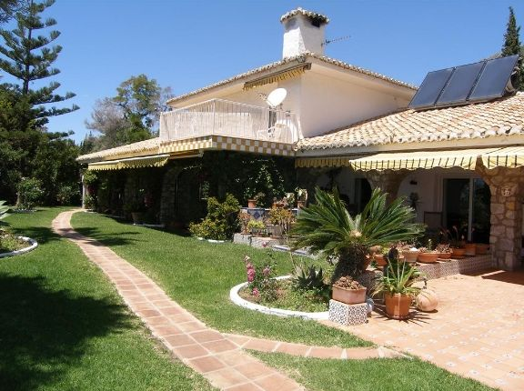 Thumbnail Finca for sale in Spain, Málaga, Mijas