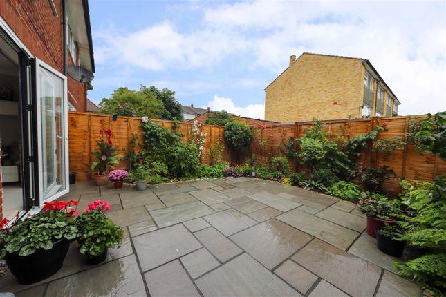 Garden of Glebe Avenue, Ickenham, Uxbridge UB10