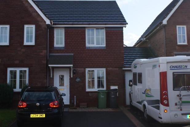 Thumbnail Semi-detached house to rent in Cambrian Close, Paignton