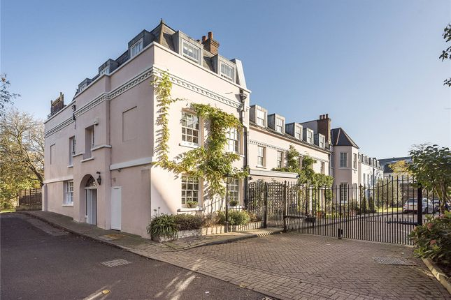 Thumbnail End terrace house for sale in Varsity Row, Mortlake