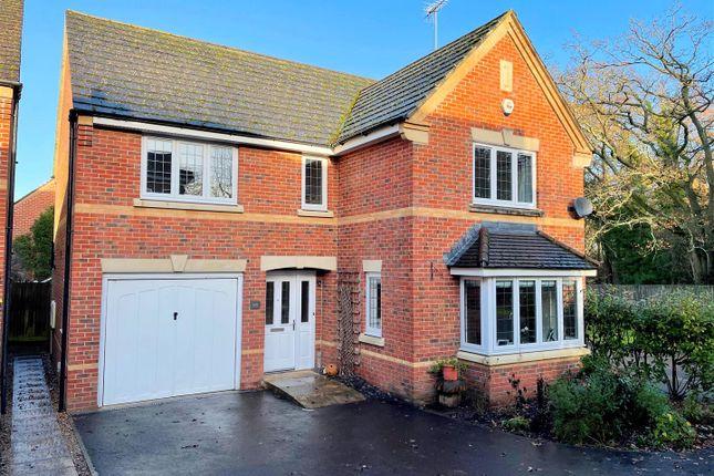 Thumbnail Detached house for sale in Mandarin Drive, Newbury