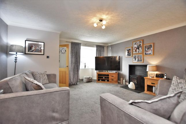 Thumbnail Detached bungalow for sale in Buttermere Drive, Millom
