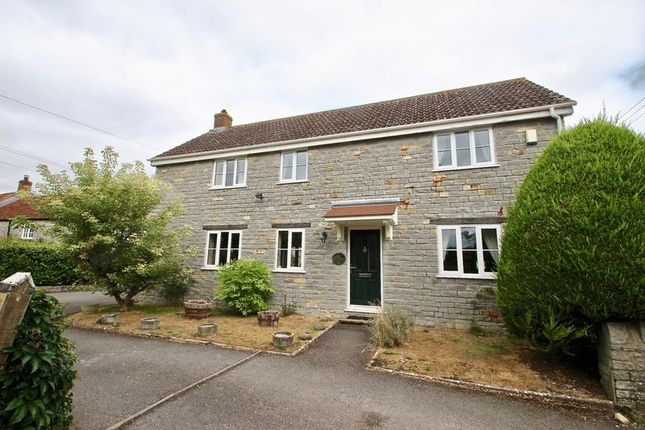 Thumbnail Detached house for sale in Mill Road, Barton St. David, Somerton