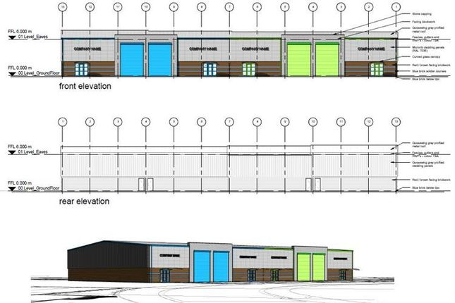 Thumbnail Warehouse for sale in Nutts Lane, Hinckley