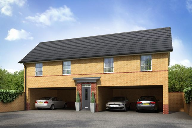 """Thumbnail Flat for sale in """"Drayton"""" at Coulson Street, Spennymoor"""