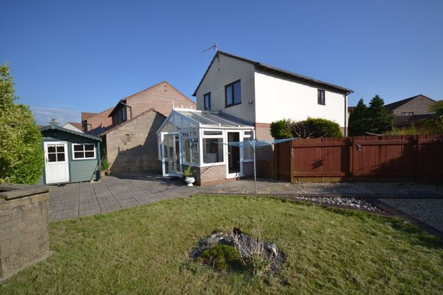 Thumbnail Detached house to rent in Lon Y Plas, Johnstown, Carmarthen