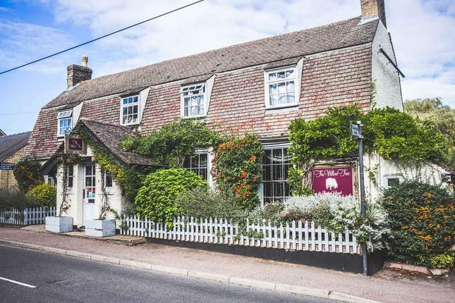 Thumbnail Restaurant/cafe for sale in High Street, Bourn, Cambridge