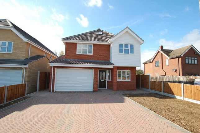 Thumbnail Detached house for sale in Sandown Road, Orsett, Grays