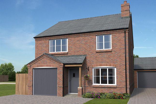 Thumbnail Property for sale in Plot 5, Norton Hill Gardens, Austrey, Warwickshire