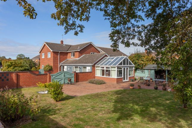 Thumbnail Detached house for sale in The Shires, Corton, Lowestoft