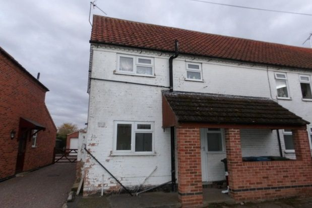 Thumbnail Flat to rent in Flat 1, The Old Chapel, Aslockton