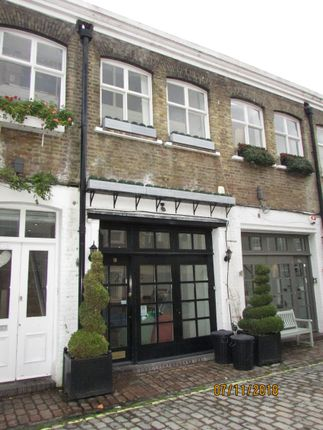 Thumbnail Retail premises to let in Pindock Mews, London