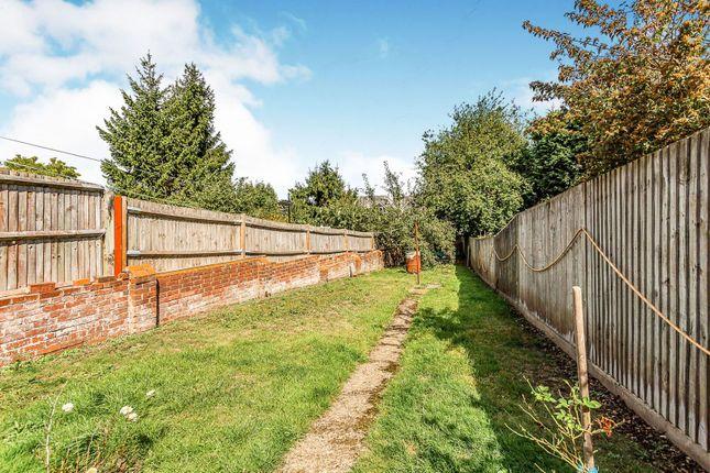 Garden of Waverley Road, Reading RG30