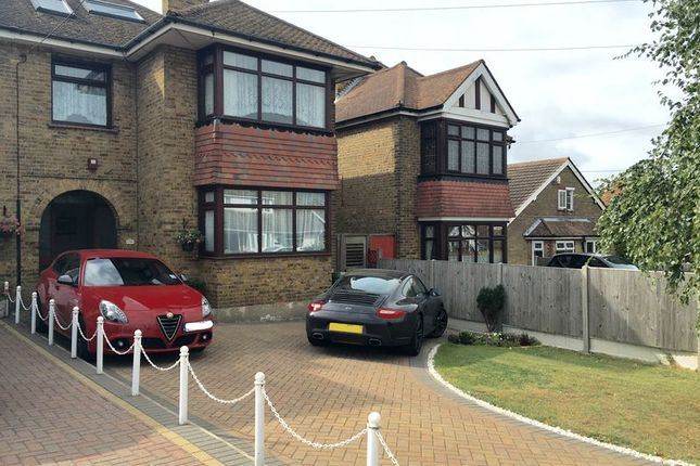 Thumbnail Semi-detached house for sale in Minster Road, Minster On Sea, Sheerness