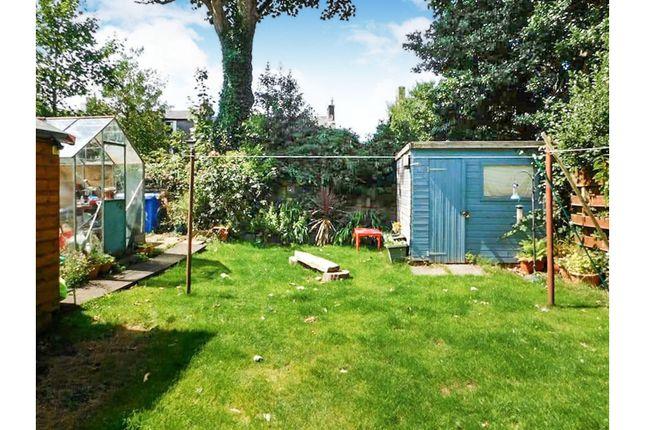Rear Garden of Allanpark Street, Largs KA30