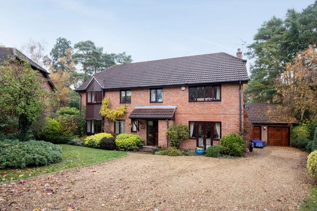 Thumbnail Detached house for sale in Finchampstead, Wokingham