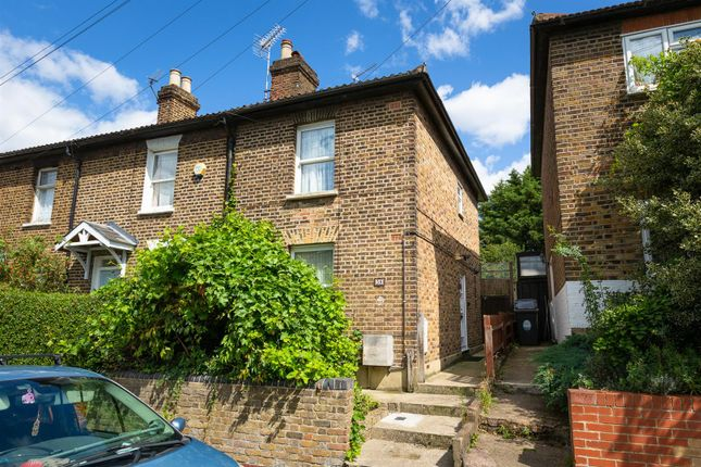 Thumbnail End terrace house for sale in Tower Hamlets Road, London