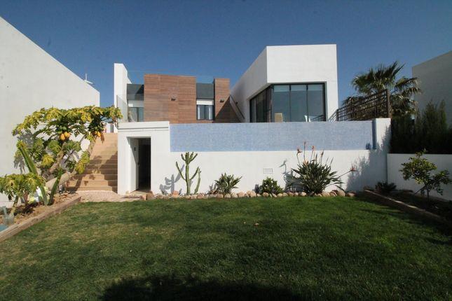 Thumbnail Villa for sale in Calle Benijofar, La Finca Golf, Alicante, Valencia, Spain