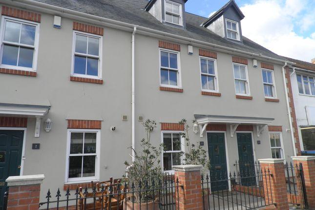 Thumbnail Terraced house to rent in Banbury Road, Kidlington