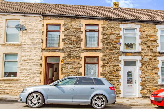 Thumbnail 3 bed terraced house for sale in Thomas St, Bargoed, Mid Glamorgan