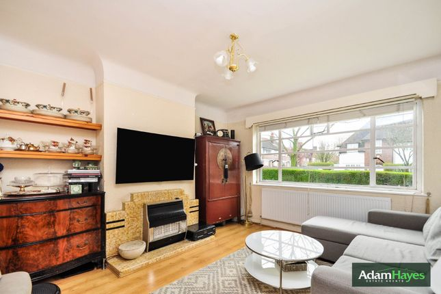 Thumbnail Maisonette to rent in Ossulton Way, East Finchley