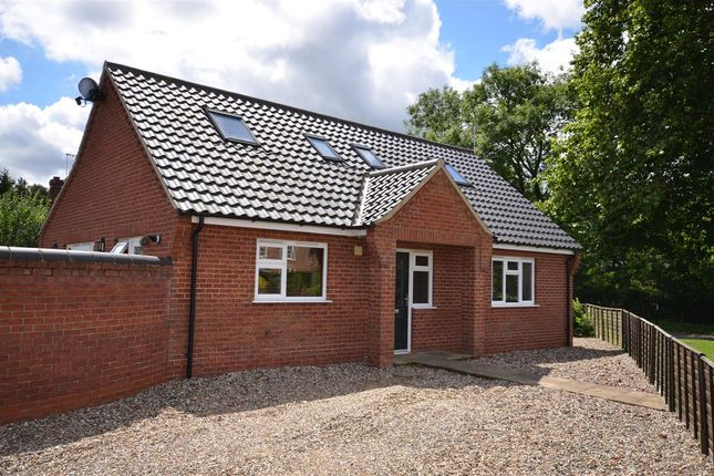 Thumbnail Bungalow for sale in Lingwood Gardens, Lingwood, Norwich
