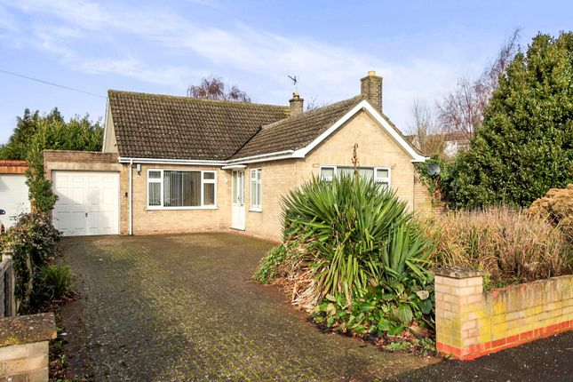 Thumbnail Detached bungalow to rent in Casworth Way, Ailsworth, Peterborough