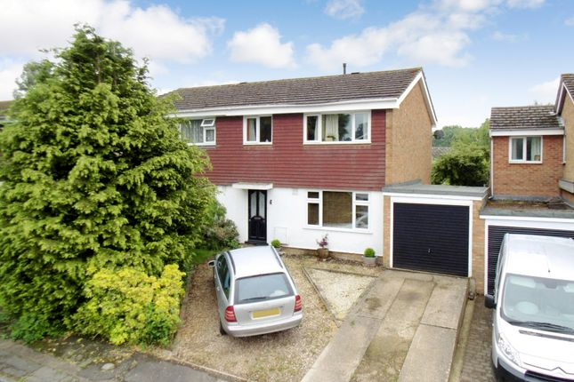 Thumbnail Semi-detached house for sale in Pinchmill Way, Sharnbrook