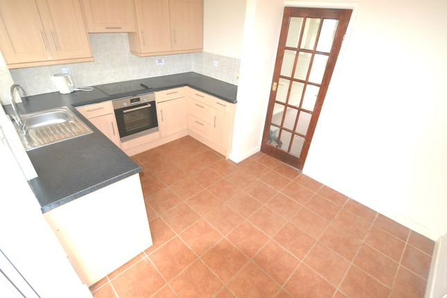Thumbnail Semi-detached house to rent in Dunscroft Grove, Rossington, Doncaster