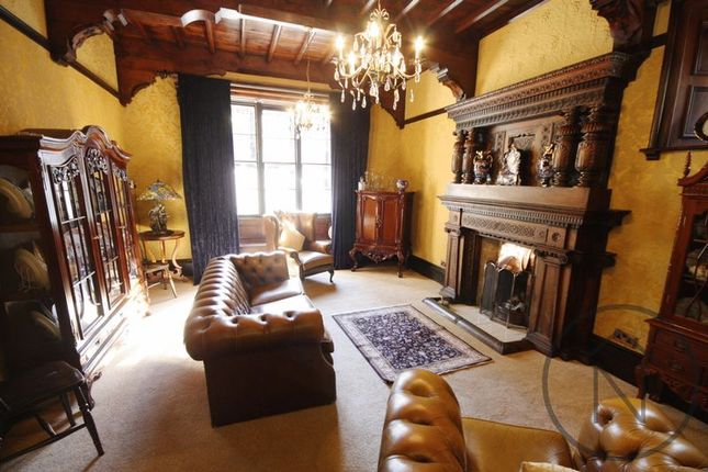 Drawing Room of The Manor House, Fir Tree Grange, Howden Le Wear, Crook DL15