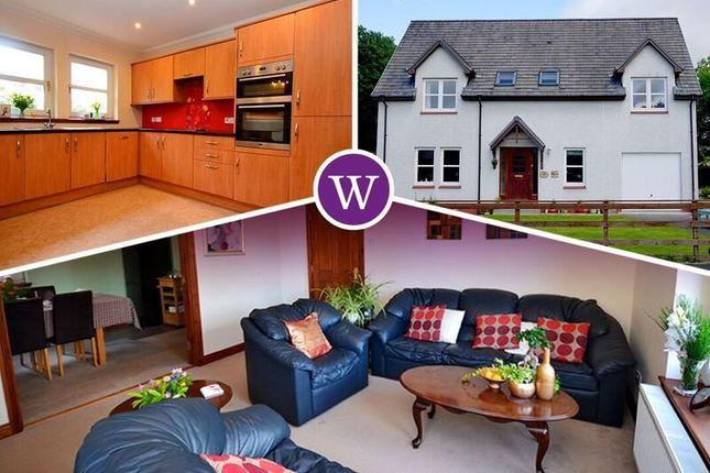 Thumbnail Detached house for sale in Konadish, 1 Blackcrofts, North Connel