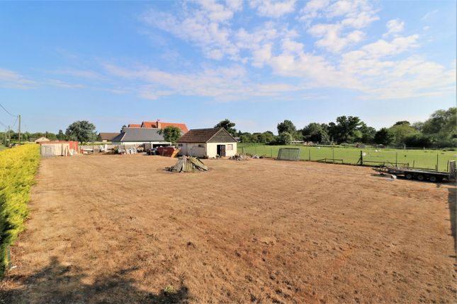 Land for sale in Clacton Road, Elmstead, Colchester, Essex