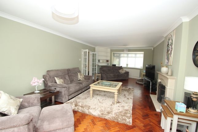 Thumbnail Detached bungalow for sale in Five Oaks, Shipwrights Drive, Hadleigh, Benfleet