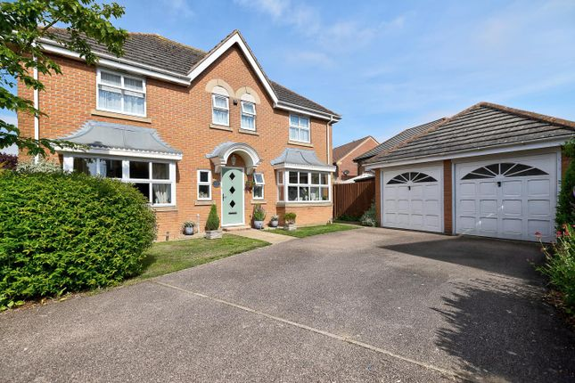 Thumbnail Property for sale in Witchford Road, Ely
