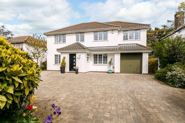 Thumbnail Detached house for sale in Meadow Way, Seaford, East Sussex