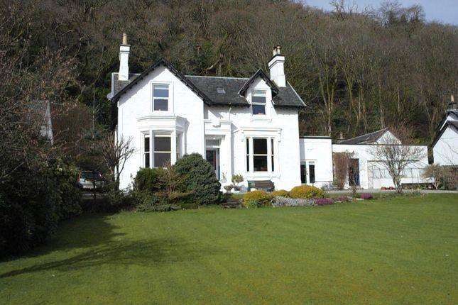 Thumbnail Detached house for sale in The Hebrides 107 Bullwood Road, Dunoon PA237Qn