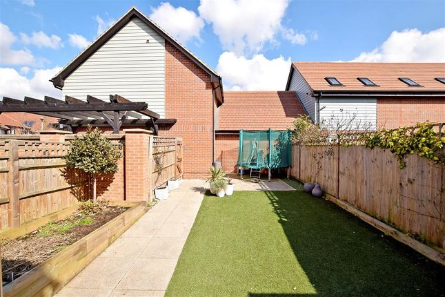 Thumbnail Semi-detached house for sale in Teddington Drive, West Malling, Kent