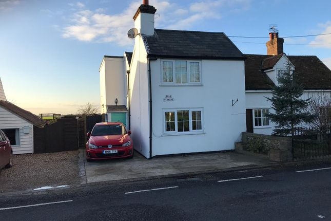 Thumbnail Detached house for sale in Clacton Road, Horsley Cross, Manningtree