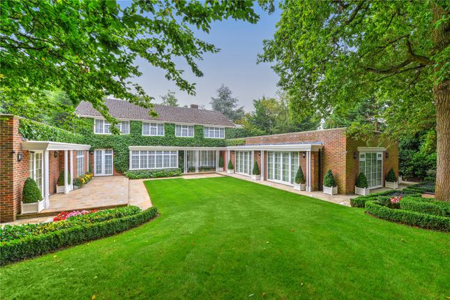 4 bed detached house for sale in Corbar Close, Hadley Wood EN4