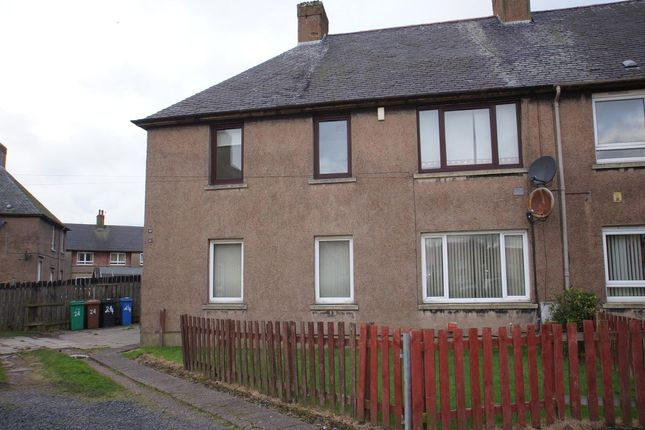 Thumbnail Flat to rent in Rannoch Road, Methil, Leven