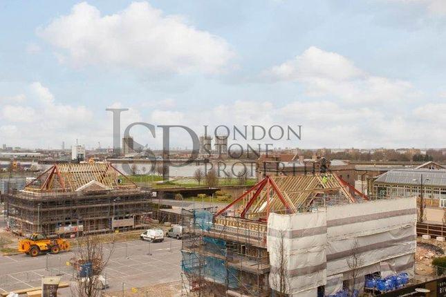 Views of Number One Street, Royal Arsenal, London SE18