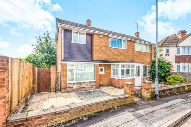 Thumbnail Detached house for sale in York Crescent, Wednesbury, West Midlands