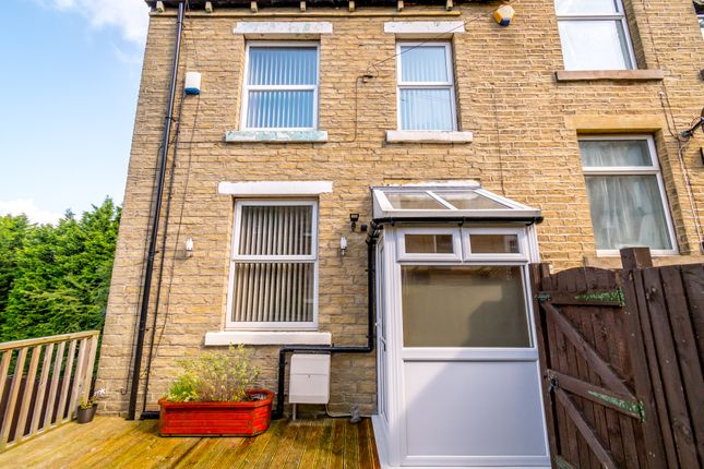 Thumbnail End terrace house for sale in Eleanor Street, Brighouse