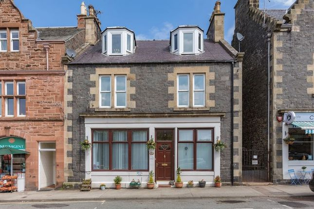 Thumbnail Flat for sale in 21 Upper Townfoot, Stow, Galashiels