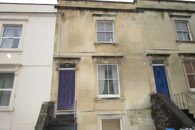 Thumbnail Terraced house to rent in Lansdown Road, Redland, Bristol