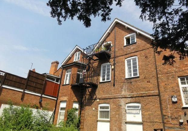 Thumbnail Flat to rent in The Close, Homend Crescent, Ledbury