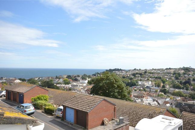 Thumbnail Terraced house for sale in Upper Longlands, Dawlish, Devon