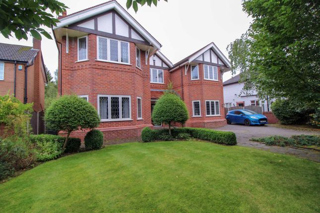 Thumbnail Detached house for sale in St. Michaels Avenue, Bramhall, Stockport