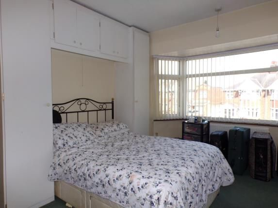 Bedroom One of Meredith Road, Rowley Fields, Leicester, Leicestershire LE3