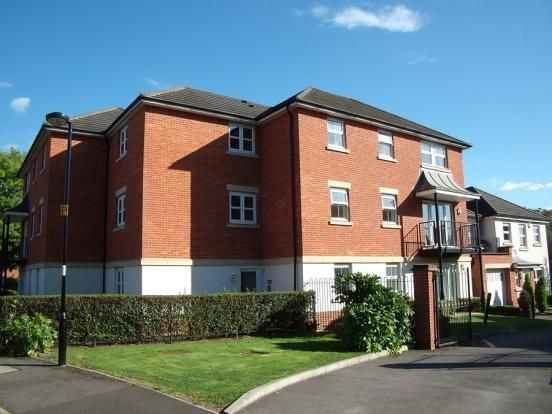 Thumbnail Flat to rent in Cirrus Drive, Shinfield, Reading